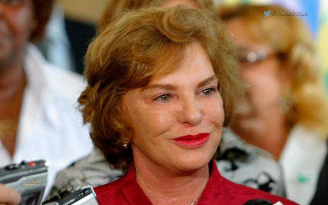 A ex-primeira-dama Marisa Letícia foi internada vítima de um AVC hemorrágico