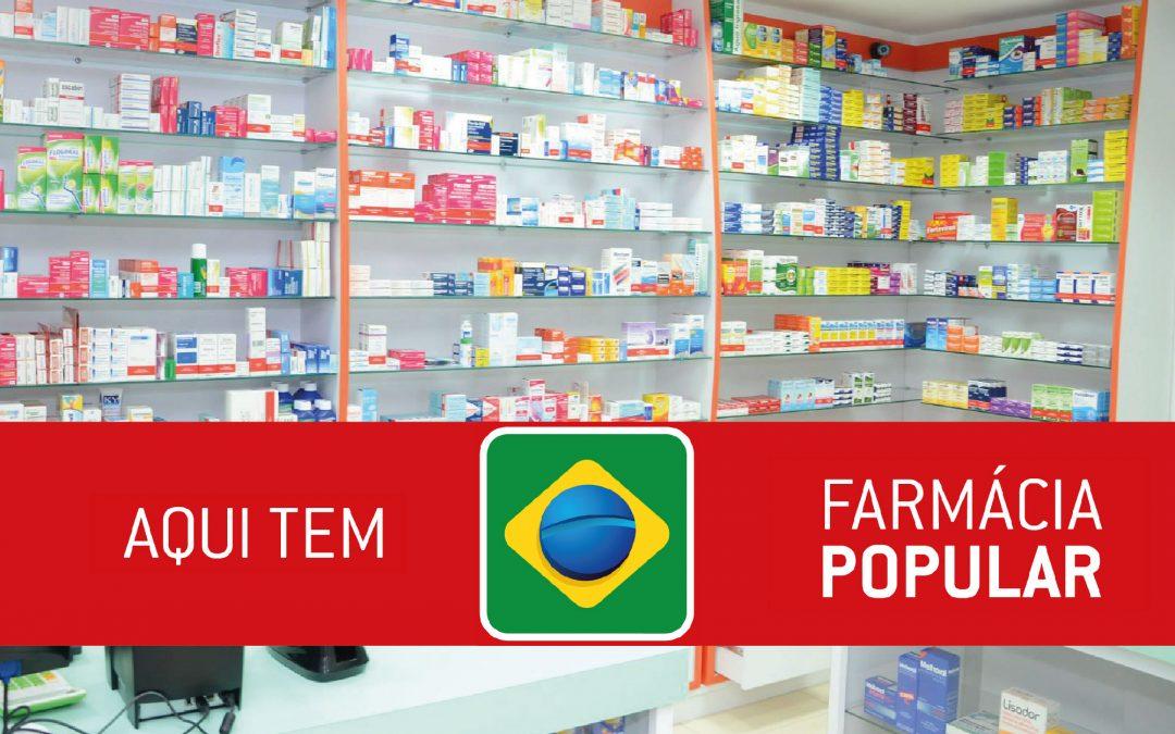 Farmácia Popular ganha novas regras para evitar fraudes
